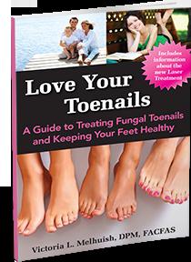 Love your toenails