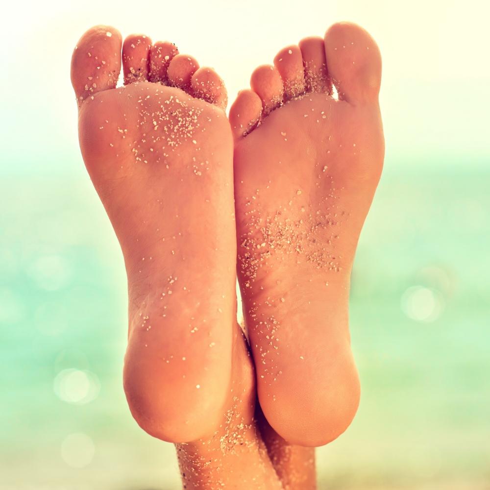 warts on foot bottom
